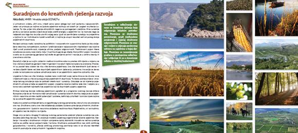 Publikacija: Drugi Hrvatski ruralni parlament – Suradnjom do cjelovitog razvoja