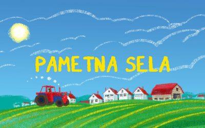 "Animirani informativni video na temu ""Pametna sela"""