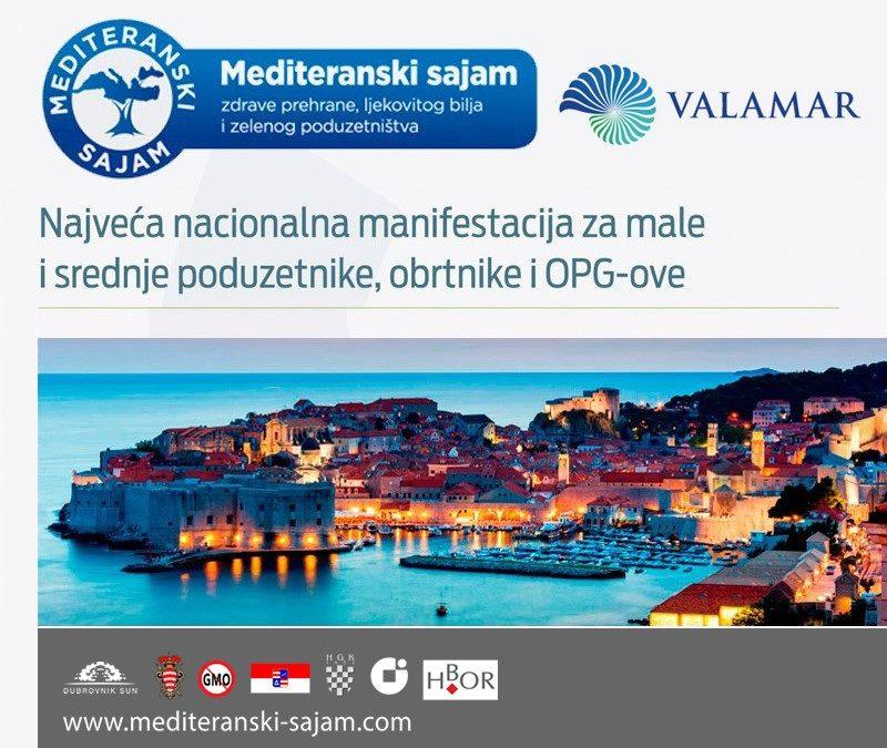18. mediteranski sajam zdrave prehrane, ljekovitog bilja i zelenog poduzetništva – OTKAZAN