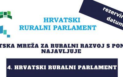 4.Hrvatski ruralni parlament
